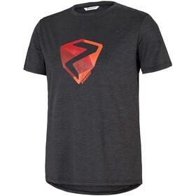 Ziener Nolaf T-Shirt Men flint melange